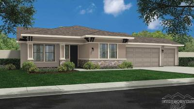 Nampa Single Family Home For Sale: 12768 S Transport Way
