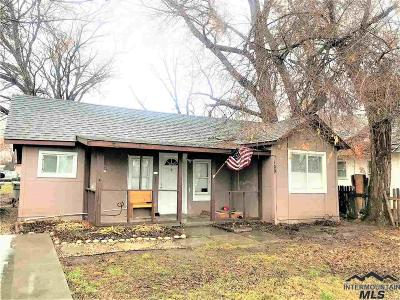 Nampa Single Family Home New: 109 17th Ave N