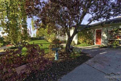 Payette Single Family Home For Sale: 12164 Hill Rd