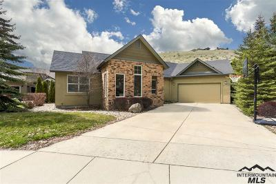 Boise Single Family Home For Sale: 4129 N Blue Wing Pl.