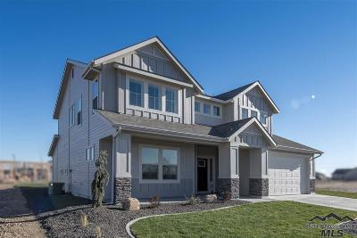 Meridian Single Family Home Back on Market: 5599 S Ashcroft Way