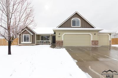 Single Family Home New: 10427 W Snow Wolf Dr