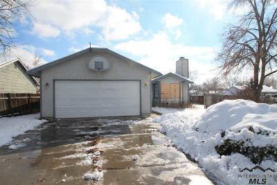 Boise Single Family Home New: 9941 W Granger Ave