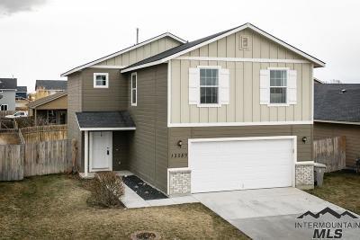 Caldwell Single Family Home New: 13589 Orlando