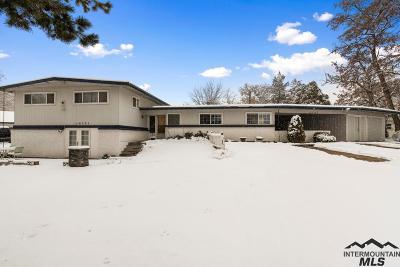 Boise Single Family Home New: 6307 W Franklin