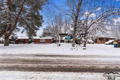 Single Family Home For Sale: 7504 Settlers