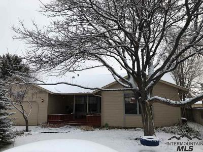 Nampa Multi Family Home For Sale: 1208 Pennsylvania Pl