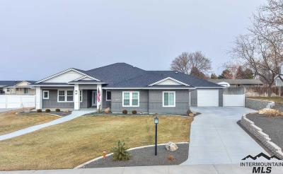 Caldwell ID Single Family Home New: $579,900