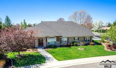 Eagle Single Family Home For Sale: 2529 E Greystone Ct
