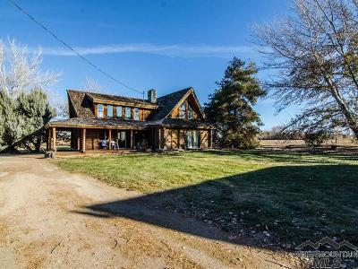 Meridian Single Family Home For Sale: 5500 Franklin Road