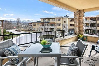 Boise Condo/Townhouse For Sale: 3005 Crescent Rim Drive #201