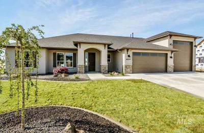 Caldwell Single Family Home For Sale: 4414 Pinnacle Place