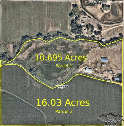 Meridian Residential Lots & Land For Sale: 5435 S Black Cat