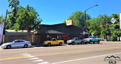 Star Commercial For Sale: 10937 W State Street