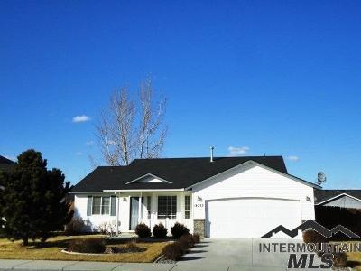 Caldwell Single Family Home For Sale: 14232 Carolina