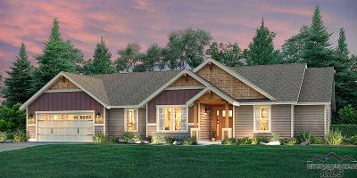 Emmett Single Family Home For Sale: Idaho Avenue (Lot 1)