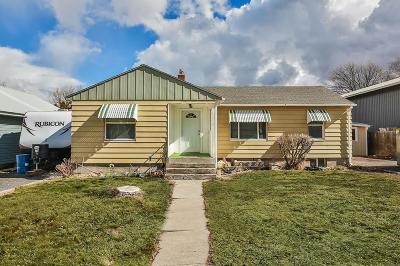 Filer Single Family Home For Sale: 717 Idaho Ave