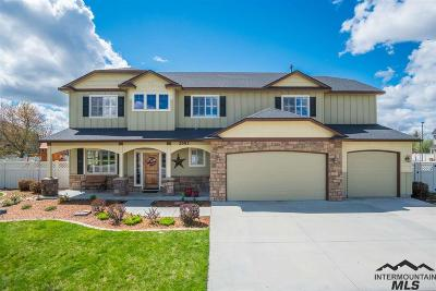 Meridian Single Family Home For Sale: 2953 W Capriana