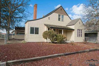 Payette Single Family Home For Sale: 252 S Main St