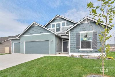 Nampa Single Family Home For Sale: 11297 W Quartet St.