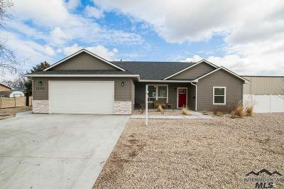 Nampa Single Family Home For Sale: 1120 Florence