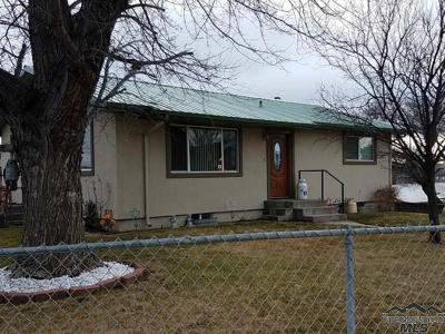 Glenns Ferry Single Family Home For Sale: 87 E 4th Ave