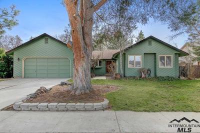 Single Family Home For Sale: 2211 E Cornhusk Ct.