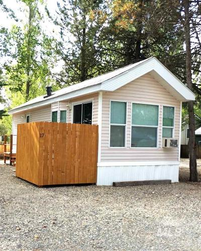 Valley County Single Family Home For Sale: 514 N Sawyer #d17