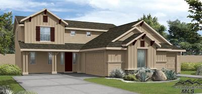 Nampa Single Family Home For Sale: 12649 S Transport Way