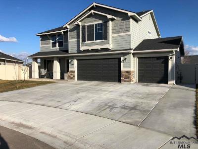 Kuna Single Family Home For Sale: 3049 W Fuji Ct