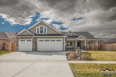 Nampa Single Family Home For Sale: 1009 S Spring Valley Dr.