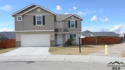 Kuna Single Family Home For Sale: 609 S Glenn Brook
