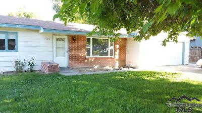Caldwell Single Family Home For Sale: 3309 College Ave