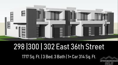 Garden City Condo/Townhouse For Sale: 298 E 36 Th Street