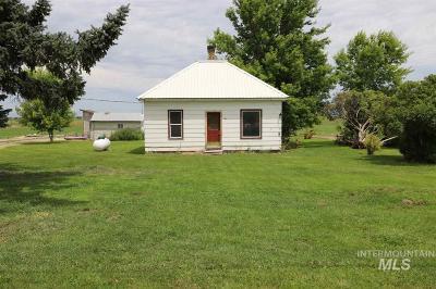 Filer Single Family Home For Sale: 2356 E 3800 N