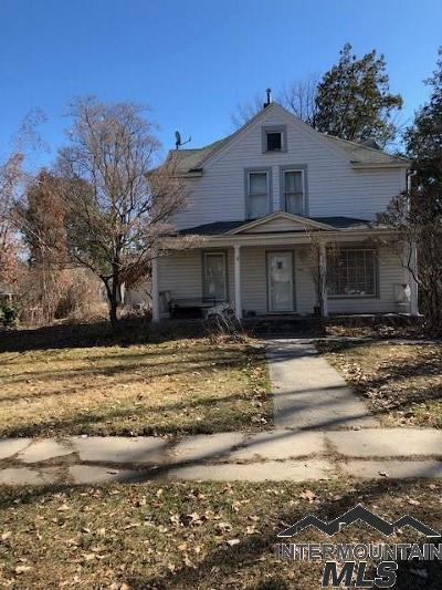 Payette Single Family Home For Sale: 542 N 5th
