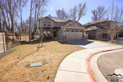 Boise Single Family Home For Auction: 3811 W. Magnolia Ln