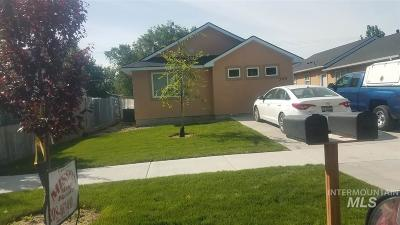 Nampa Multi Family Home For Sale: 311 N 10th. Ave