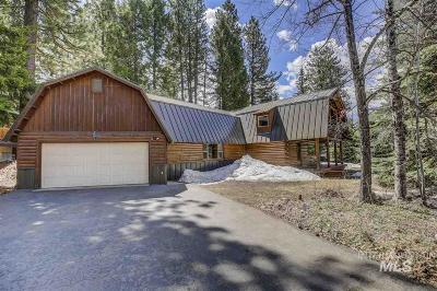 Mccall Single Family Home For Sale: 701 N Samson Trail