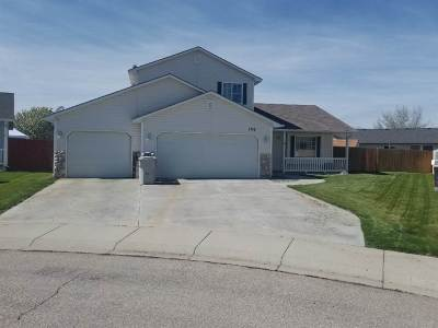 Nampa Single Family Home For Sale: 1716 Filbert Court