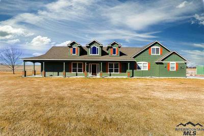 Nampa Single Family Home For Sale: 12936 Silversage Dr.