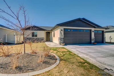 Nampa Single Family Home For Sale: 18635 Matterhorn Ave