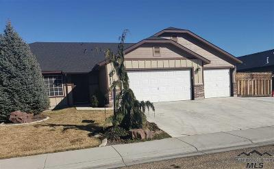 Nampa Single Family Home For Sale: 17826 Mountain Springs Ave