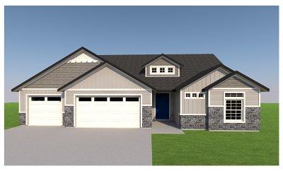 Filer Single Family Home For Sale: 2468 E E 3844 N
