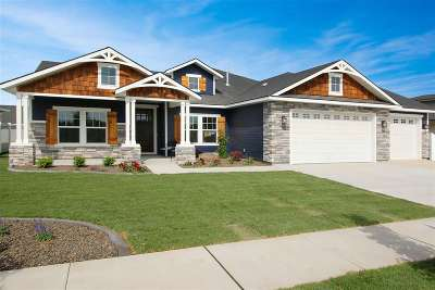 Bliss, Kimberly, Gooding, Hagerman, Jerome, Twin Falls, Filer, Wendell Single Family Home For Sale: 3844 N 2469 E