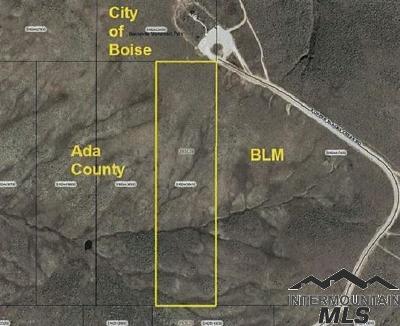 Boise Residential Lots & Land For Sale: E Blacks Creek Rd