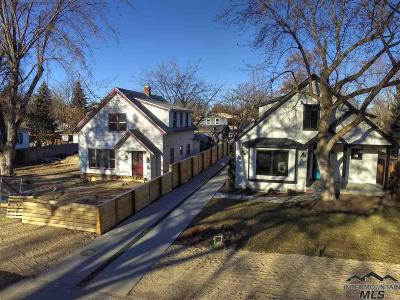 Boise Single Family Home For Sale: 2111 N 20th