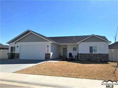 Fruitland ID Single Family Home For Sale: $240,000
