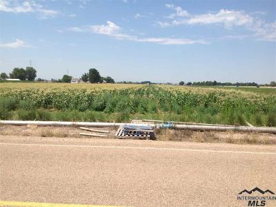 Nampa Residential Lots & Land For Sale: Hwy 20/26