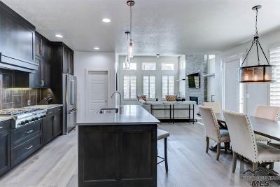 Boise Single Family Home New: 3045 S Shadywood